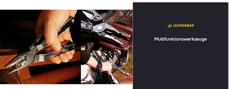 Leatherman Sale bei Vente Privee   z.B. Multi Tool CHARGE® TTI ab 119,90€ (statt 143€)