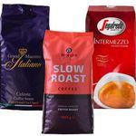 Kaffeevorteil: Christmasbeans Kaffeebohnen Set (3 kg) für nur 29,99€
