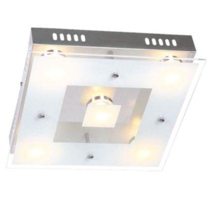 WOFI Sphinx Deckenleuchte 5-flammig LED für 19,90€ (statt 51€)