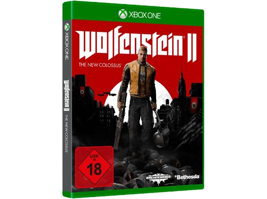 Wolfenstein II: The New Colossus (Xbox One, PS4) für 33€ (statt 40€)