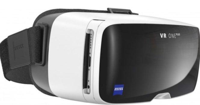 Zeiss VR One Plus 3D Brille in Weiss für 14,99€ (statt 30€)