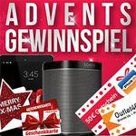 Gewinnspiel zum 1. Advent: Wir beschenken euch mit tollen Preisen