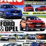 Auto Zeitung Jahresabo (25 Ausgaben) für 78,75€ inkl. 75€ BC-Gutschein