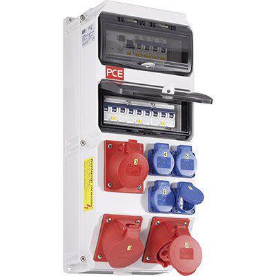 PCE CEE Stromverteiler DELTA Strobl 9025340 (400V, 32A) für 260,10€ (statt 349€)