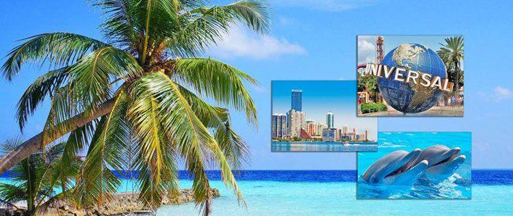 10 Tage Rundreise durch Florida inkl. ÜN, Flüge & Mietwagen + Eintritt in Universal Studios® ab 1499€ p.P.