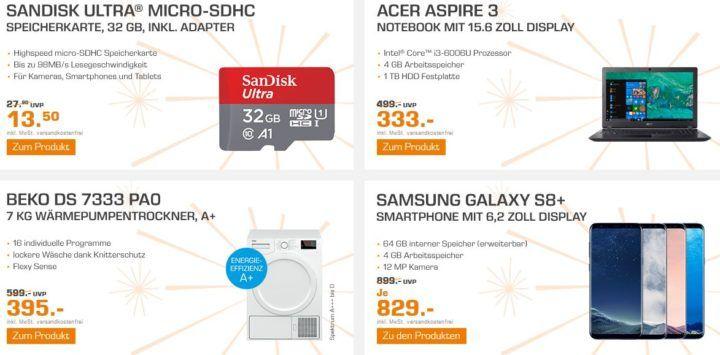 SATURN Frohes altes Jahr Sale: z.B. ACER Aspire 3   15,6 Notebook i3 für nur 333€