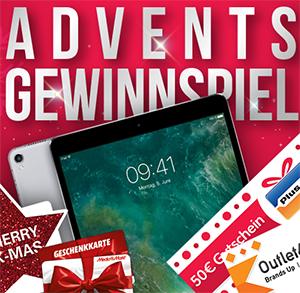 Mein Deal.com Gewinnspiel zum 4. Advent mit coolen Preisen (iPad Pro... uvm.)