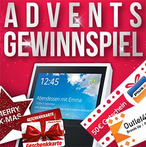 Mein Deal.com Gewinnspiel zum 3. Advent mit coolen Preisen