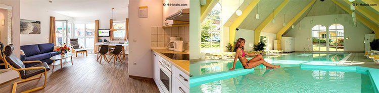 2 ÜN auf Usedom in einem Apartment inkl. Sauna, Whirlpool, Schwimmbad & mehr ab 59€ p.P.
