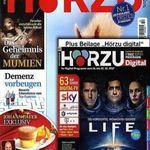 1 Jahr HÖRZU digital für 124,80€ + 5€ Sofort-Rabatt + 120€ Gutschein
