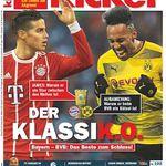 Kicker Jahresabo (104 Ausgaben) für 222€ inkl. 100€ Verrechnungsscheck