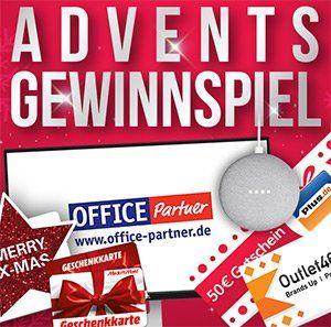 Mein Deal.com Gewinnspiel zum 2. Advent mit coolen Preisen