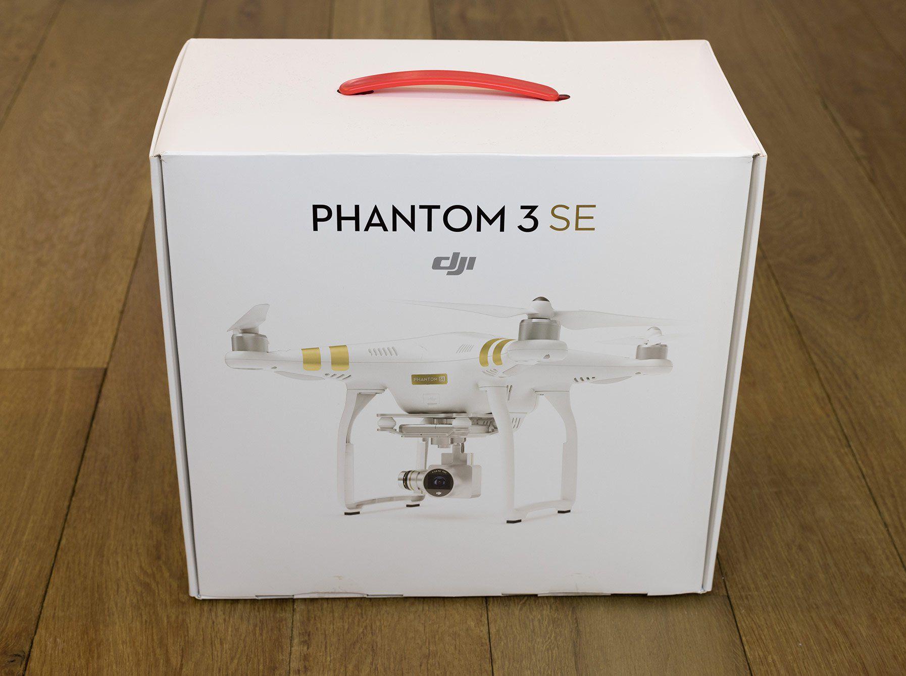 DJI Phantom 3 SE im Test