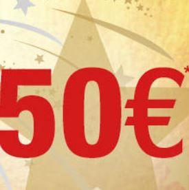 Plus.de Staffelrabatt Aktion mit bis zu 50€ Rabatt