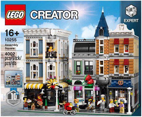 LEGO Creator   Stadtleben (10255) für 244€ (statt 280€)