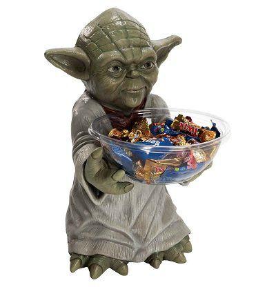 Rubies Yoda Süßigkeitenschüssel ab 31,99€ (statt 38€)