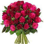 """45 Rosen im Strauß """"RomanticRoses"""" für 24,94€"""