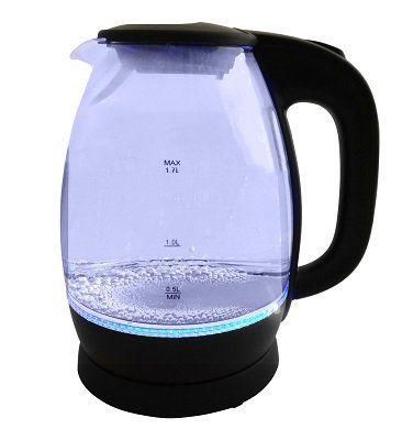 GRAFNER Wasserkocher 1,7 Liter (WK10582) für 14,90€ (statt 18€)