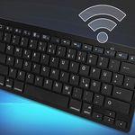 Keja Ultra Slim Bluetooth-Tastatur für 11,99€ (statt 14€)