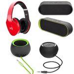 XQISIT LZ380 Kopfhörer, XQS10, XQB20 Lautsprecher (Kundenretouren) für je 9,99€