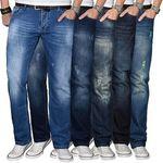 A. Salvarini – Comfort Fit Herren Jeans ab 29,90€ – eBay Plus nur 26,91€