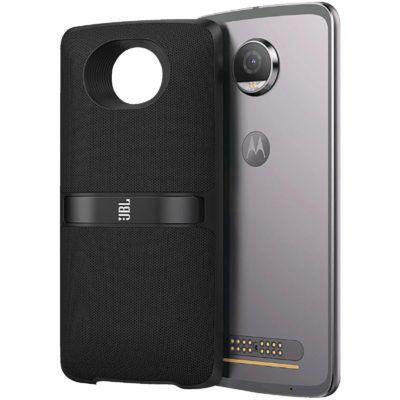 Motorola Moto Z2 Play inkl. JBL SoundBoost 2   64GB Dual SIM Smartphone für 229€ (statt 340€)