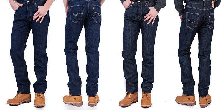 Levis 501 Original Fit Herren Jeans ab 49€ (statt 58€)