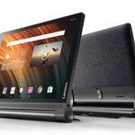 Lenovo Yoga Tab 3 Plus – 10,1 Zoll Android 6 Tablet mit WLAN für 269€ (statt 323€)