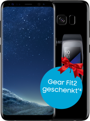 Samsung Galaxy S8 Plus für 29€ + Vodafone Smart L+ mit 5GB LTE für 41,99€