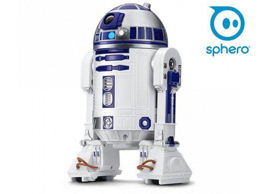 Sphero Star Wars R2 D2   ferngesteuerter Droide für 75,90€ (statt 85€)