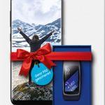Samsung Galaxy S8 + Samsung Gar Fit2 + Huawei MediaPad T3 LTE + Vodafone Allnet & SMS Flat + 5 GB LTE für 41,99€mtl.