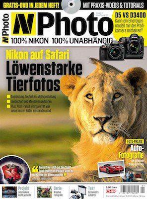 3 Ausgaben N Photo für 14,90€ inkl. 10€ Amazon Gutschein