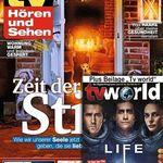 tv Hören und Sehen mit tv world für 124,80€ + 5€ Rabatt bei Bankeinzug + 120€ Gutschein