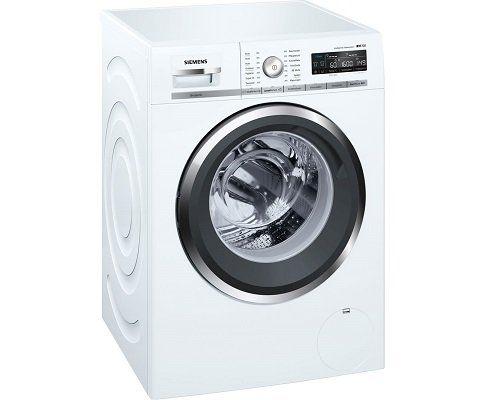 Siemens WM16W6A1   Waschmaschine mit 9 kg Nutzlast für 644€ dank Cashback (statt 718€)
