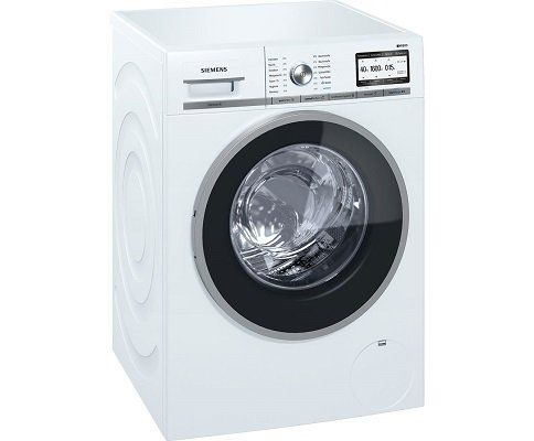 Siemens iQ800 WM6YH741   Waschmaschine mit 8 kg Nutzlast für 724€ dank Cashback (statt 835€)