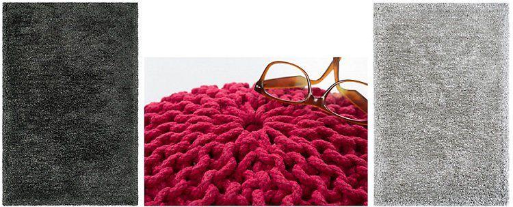 Obsession Teppiche und Sitzkissen im Sale bei Vente Privee   z.B. Teppich Touch ab 9€