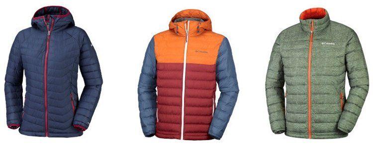 Columbia Fashion Sale bei Vente Privee   z.B. Herren Powder Lite Jacket ab 49,99€ (statt 60€)
