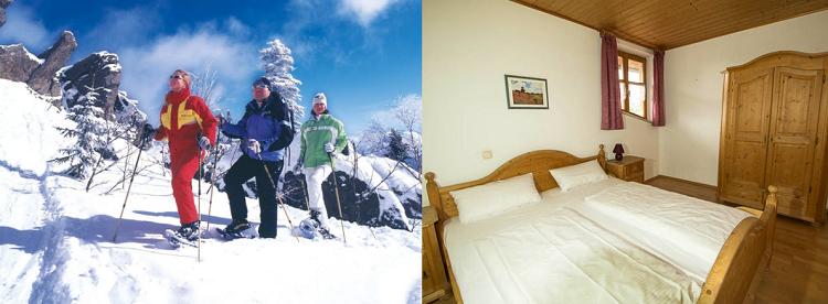 2   6 ÜN im 3* Hotel im Bayerischen Wald inkl. All inclusive light, Saunanutzung & Fitness ab 69€ p.P.