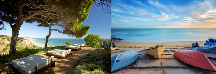 4 o. 7 ÜN im 4* Hotel an der Algarveküste inkl. Flüge, Transfers, Frühstück, HP o. VP & Spa Nutzung ab 309€ p.P.