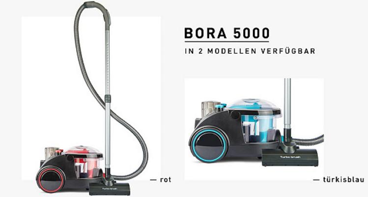 arnica Bora 5000   Staubsauger mit Wasserfilter für 136€ (statt 195€)