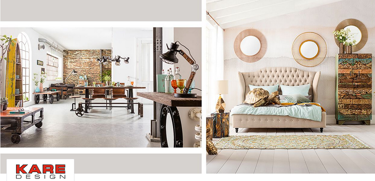 Kare Design Sale bei Vente Privee   z.B. Tischleuchte Study ab 55,90€ (statt 72€)