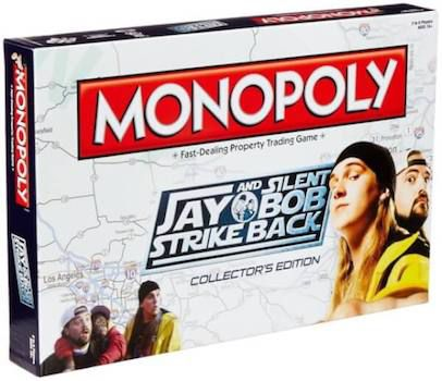 Monopoly Jay and Silent Bob Strike Back Edition für 11,39€