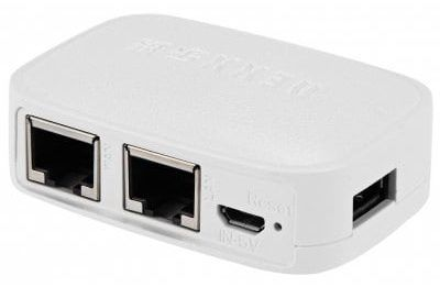 NEXX WT3020F Mini Pocket NAS WLAN Router für 10,62€ (statt 15€)