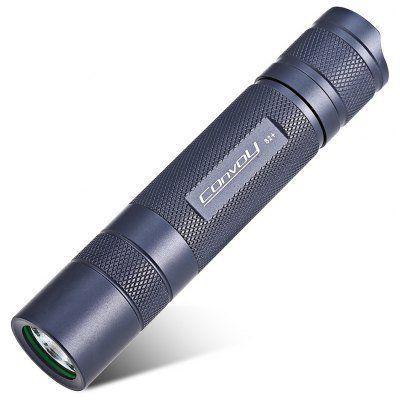 Convoy S2+ mit Cree XML2 LED Taschenlampe für 10,77€