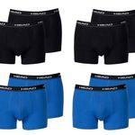 8er Pack HEAD Basic Herren Boxershorts für 29,99€ (statt 38€)