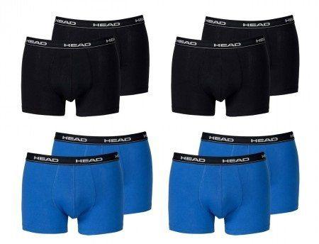 8er Pack HEAD Basic Herren Boxershorts für 29,99€ (statt 34€)