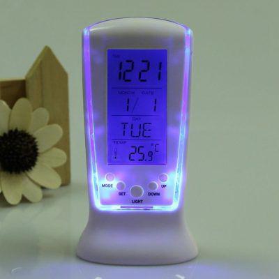 Multifunktion Wecker mit LCD Display für ~2,44€