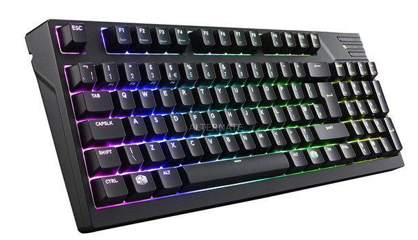CoolerMaster MasterKeys Pro M RGB Tastatur für 74,89€ (statt 130€)