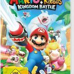 Mario & Rabbids Kingdom Battle (Nintendo Switch) ab 20,88€ (statt 44€)