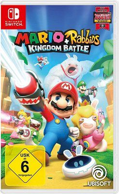 Mario & Rabbids Kingdom Battle (Nintendo Switch) ab 23,56€ (statt 29€)
